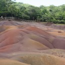 Chamarel - Sedmibarevná země