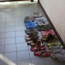 Naše boty (jedny mám ještě ve skříni:-)