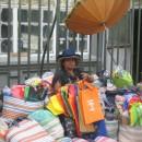Na trhu v Port Luis