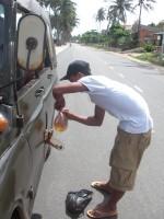tankovani paliva