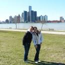 Za řekou je Detroit (Káťa a Markétka)