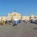 Alexandrie - citadela