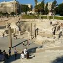 Alexandrie - Kleopatřino divadlo