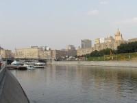 Řeka Moskva