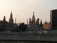 Chrám Vasila Blaženého z lodi