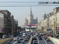 Rušná moskevská ulice